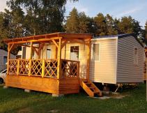 Luxusní 4-6L mobilní domy