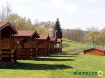 Chata malá čtyřlůžková