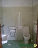 Koupelna pro vozíčkáře