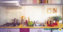 Mobile Home kuchyň