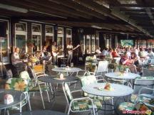 Restaurace - Letní terasa - kapela