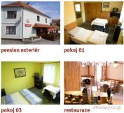Pension 2,3,4L pokoje