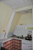 Javorina - kuchyňka