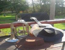 The Music Saloon terasa