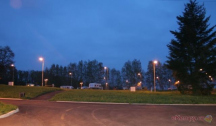 plac pro karavany