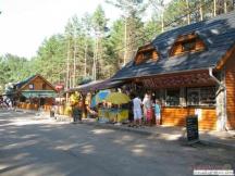 Restaurace chatová osada Jachta