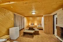 Finská chata - zrenovovaná - interiér