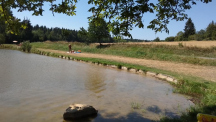 rybník ke koupání