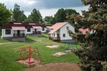 zděné chaty