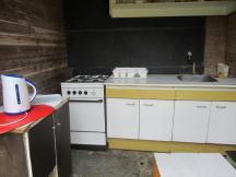 Kuchyňka pro hosty