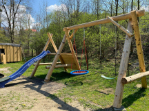dětské hřiště kemP 2