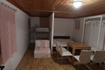 Chata č.1 -ložnice